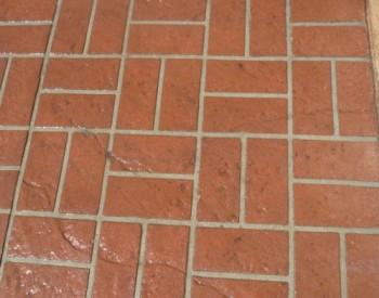 Basketweave Stencil Texture Skin