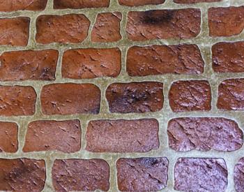 Old Chicago Brick Stencil