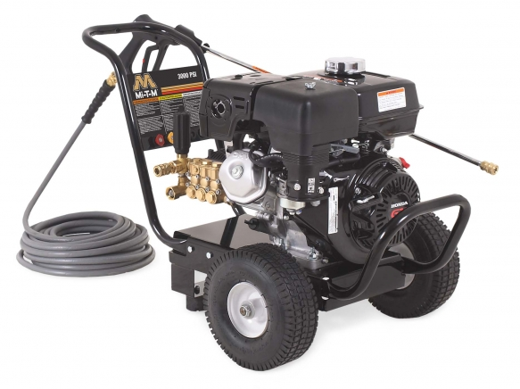 Pressure washer 3000 psi rcs contractor supplies for Concrete pressure washer