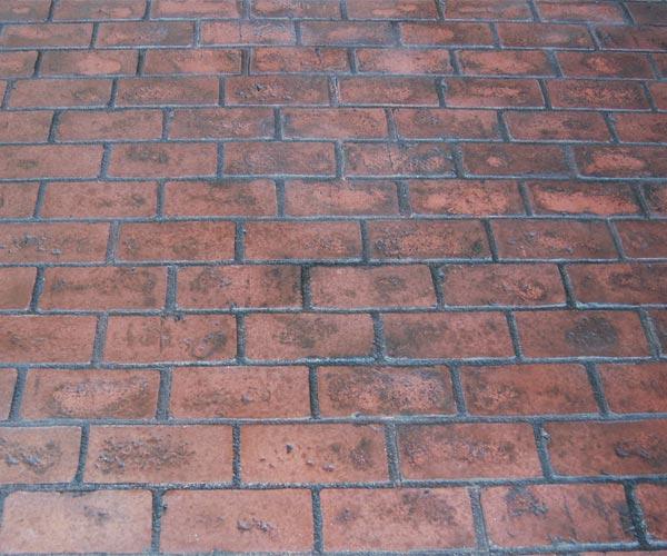 Running Bond Used Brick Rcs Contractor Supplies