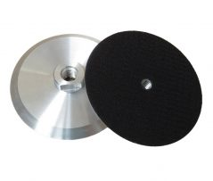 5 in aluminum Backer Pads