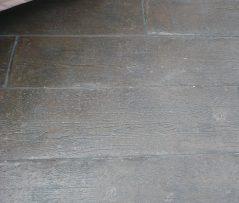 12 Wood Plank Stamp, Dark Walnut CH, Charcoal Gray R