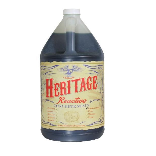 Heritage Reactive Stain Rcs Contractor Supplies