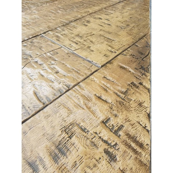 16 hand hewn timber rcs contractor supplies - Decorative Concrete Supply